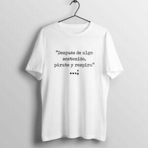 camiseta blanca dps